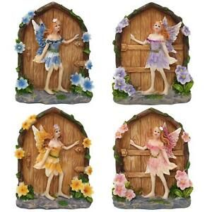 Fairy Door with Fairy Detail