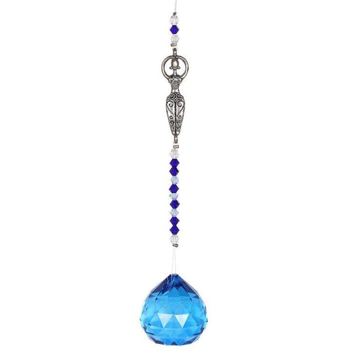 Hanging Goddess Crystal