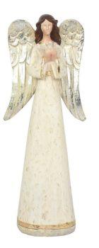Angel Ornament - Holding Dove