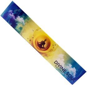 New Moon Aromas - Divine Soul Incense Sticks