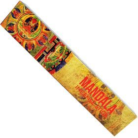 New Moon Aromas - Mandala Incense Sticks