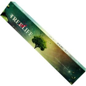 New Moon Aromas - Tree of Life Incense Sticks