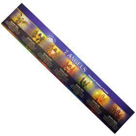 Green Tree Masala - 7 Angels Incense Sticks