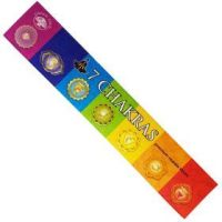 Green Tree Masala - 7 Chakras Incense Sticks