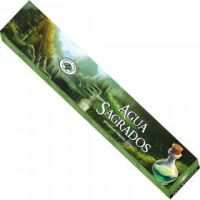 Green Tree Masala - Agua Sagrados Incense Sticks