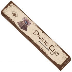 Green Tree Masala - Divine Eye Incense Sticks