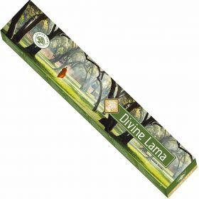 Green Tree Masala - Divine Llama Incense Sticks