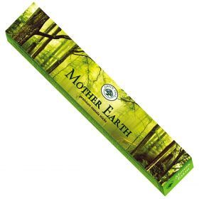 Green Tree Masala - Mother Earth Incense Sticks