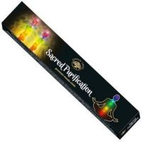 Green Tree Masala - Sacred Purification Incense Sticks