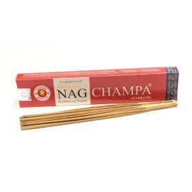 Vijayshree - Golden Nag Champa Incense Sticks