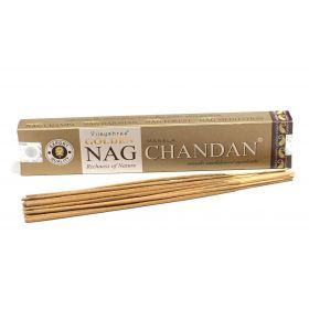 Vijayshree - Golden Nag Chandan Incense Sticks