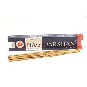 Vijayshree - Golden Nag Darshan Incense Sticks