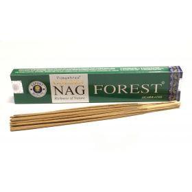 Vijayshree - Golden Nag Forest Incense Sticks