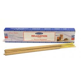Satya - Relaxation Incense Sticks