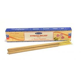 Satya - Stress Relief Incense Sticks