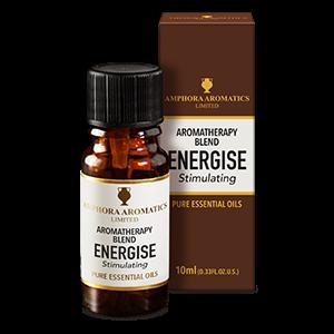 Aromatherapy Blend - Energise (Stimulating)