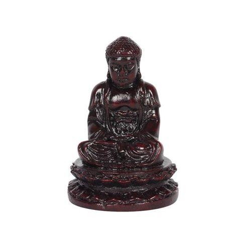 Red Thai Buddha 6cm