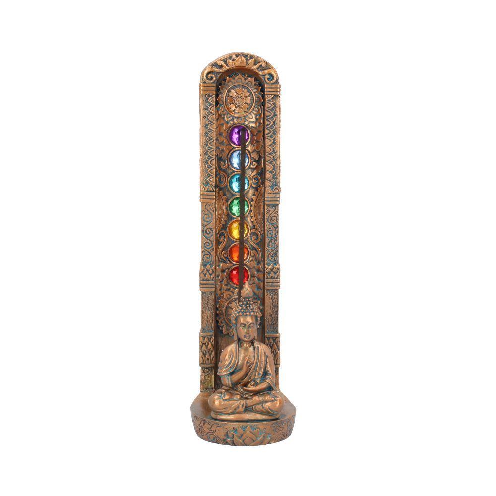 Ascending Chakras Incense Stick Holder