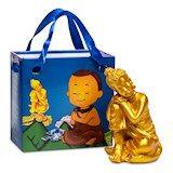 Relaxing Buddha in Gift Bag