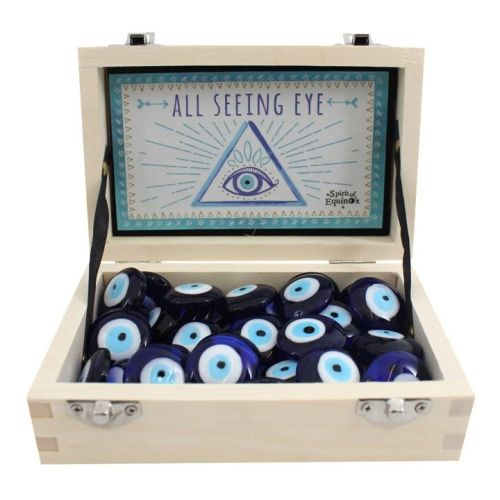 All Seeing Eye Lucky Glass Symbol (1)