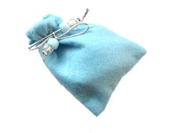 Witches Charm Pouch for Healing