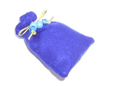 Witches Charm Pouch for Good Luck