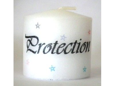 Candle for Protection - 3.5cm