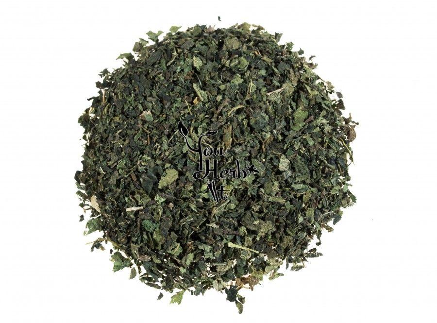 Herb Bag - Marigold Leaf