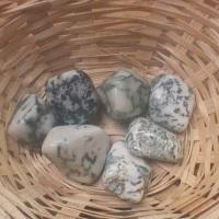 Tumblestone - Agate, Tree