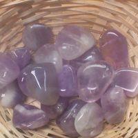 Tumblestone - Amethyst, Lavender
