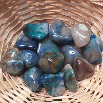 Tumblestone - Chrysocolla (Small)