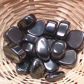 Tumblestone - Hematite