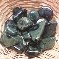 Tumblestone - Nebula Stone (Kambala Jasper)