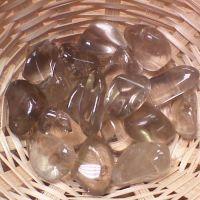 Tumblestone - Quartz, Smokey (Small)