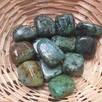 Tumblestone - Turquoise, African