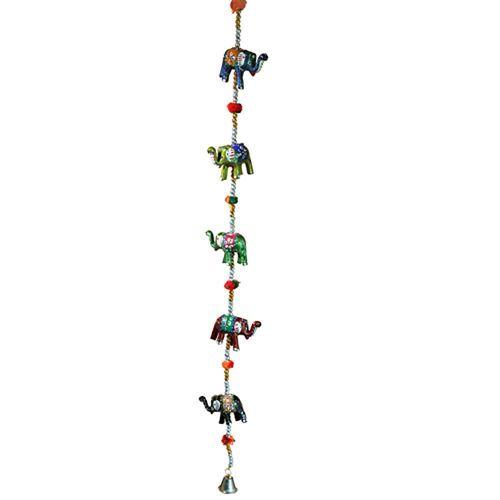 Hanging Elephant Bell