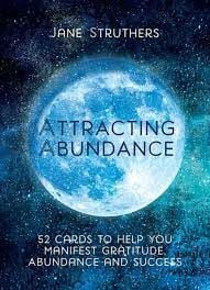 Attracting Abundance Cards by Jane Struthers