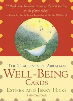 The Teachings of Abraham Well-Being Cards by Esther and Jerry Hicks