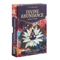 Divine Abundance Oracle Cards