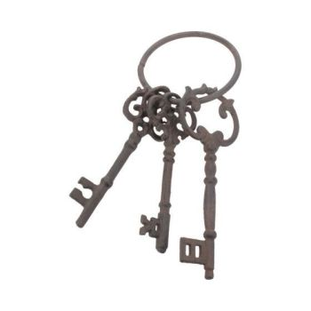 Keys to the Chambers