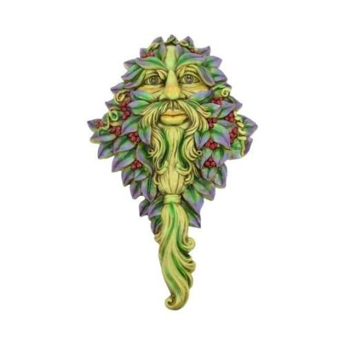 Tree Spirit Wall Plaque - Winters Watch 33.5cm