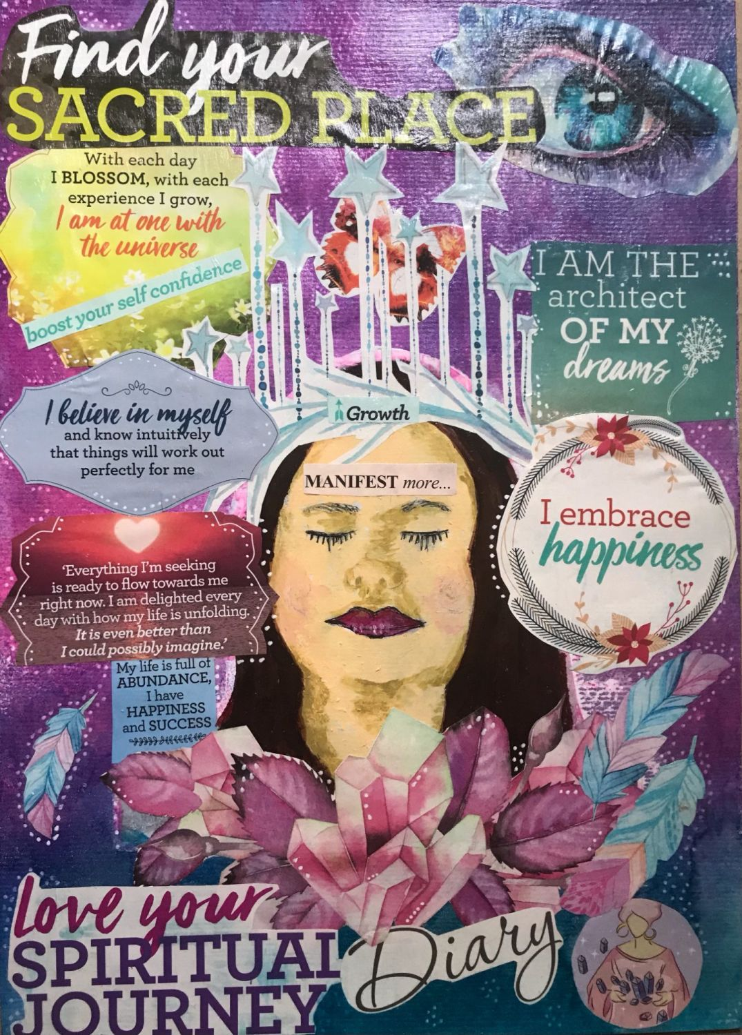 2021-05-30 - Envision Your World....Vision Board Workshop (Sunday 30th May