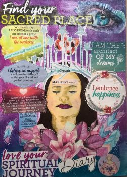 2021-05-30 - Envision Your World....Vision Board Workshop (Sunday 30th May 2021 - 10am-1pm)