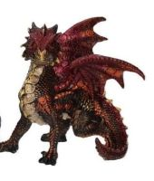 Scaled Squad Dragon - Red