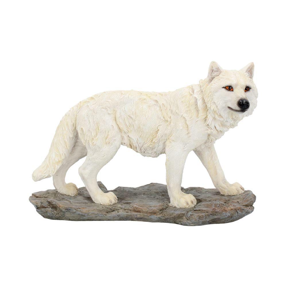 Wolf - Mountain Watcher - 21cm