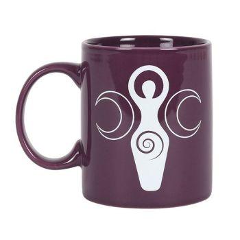 Purple Divine Goddess Mug