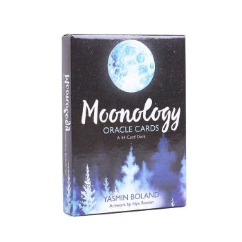 Moonology Oracle Cards by Yasmin Boland