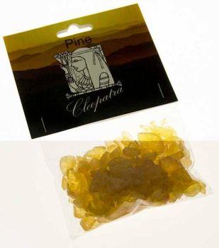 Cleopatra Resin Incense - Pine