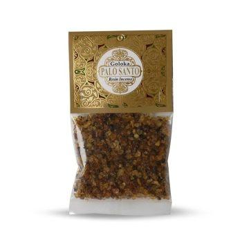 Goloka Resin Incense - Palo Santo