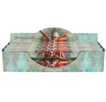 Elements - Anne Stokes Collection - Dragonkin - Patchouli Incense  Sticks
